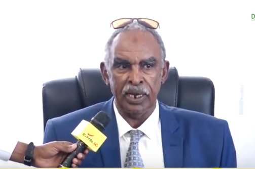 War Deg Deg Ah:-Xukuumada Somaliland Maxay Ka Tidhi In Xabsiga Loo Taxaabayo Wasiir Gurey Barwaaqo.