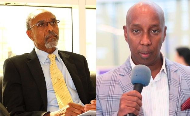 Narobi:-Somaliland Iyo Soomaaliya Oo Bilaabay Inay Ka Wada Hadlaan Muranka Hawada , Masuuliyiin Ka Kala Socda Oo Ku Kulmay Nayroobi