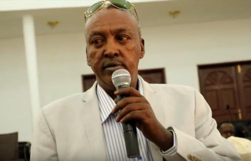 Hargeisa:-Golaha Guurtidda Oo Baanka Dhexe Ee Somaliland Ku Edeeyay Inuu Soo Daabacday Lacag Aan Loogu Tallo Galin.