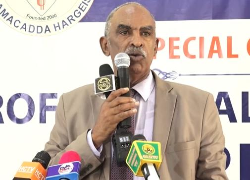 Gudaha:-Xukuumadda Somaliland Oo Sheegtay Inay La Xisaab Tami Doonto Mulkiilayaasha Warbaahinta.