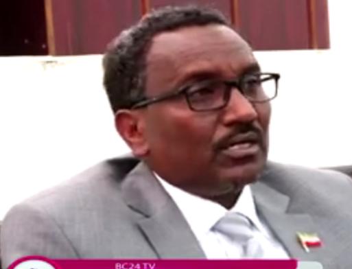 """Hargeisa:-""""Waxaanu Abaalmarin Doona Hudheelada Kariya Cunto Wadanida"""" Wasiirka Beeraha Somaliland"""