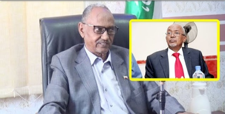 Wasiirka Ganacsiga Somaliland Oo Eedo Culus u jeediyay Madaxweyne Seylici