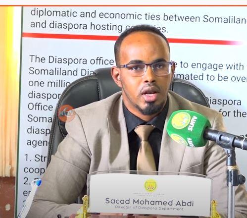 Daawo: Shirka Qurbo-joogta Somaliland oo Todobaadkan Hargeysa lagu qabanayo.