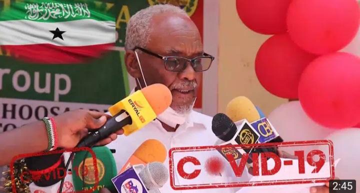 Gudaha:-Xaladaha Cusub Shaacisay Oo ku Aadan Xanuunka Covid19 Somaliland.