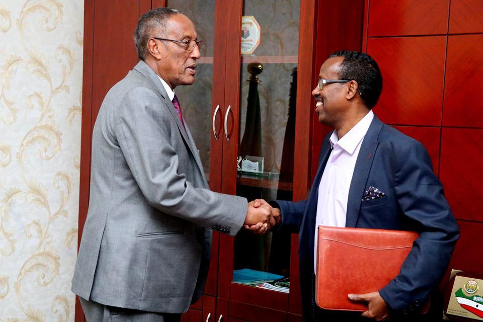 Hargeisa:- Madaxweynaha Somaliland Oo Maanta La Kulay Guddida Doorashooyinka Iyo Arimaha Ay Ka Wada Hadleen.