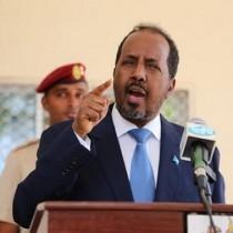 Daawo:Xasan Sheikh Maxamuud Oo Si Kulul Uga Hadlay Mooshin Xildhibaanada Beesha Hawiye Ku Soo Oogeen Madaxweynaha Cusub Ee Somaliya Farmaajo