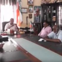 Daawo Afkashacabka Tv:Wasiir Ku Xigeenka Amniga Somaliland Oo Kulan La Qaatay Maamulka Gobolka Saaxil.