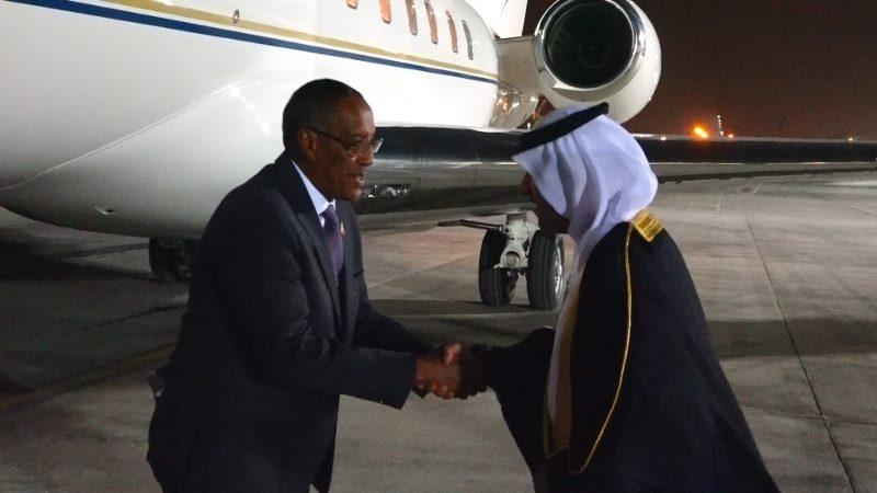 Emaradka:- Madaxweynaha Somaliland Oo Si Heer Sare Ah Loogu Soo Dhaweeyey Dalka Imaaradka.