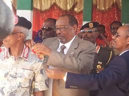 Madaxweyne Siilaanyo Oo Dalacsiiyay 140 Sarkaal Oo Ka Tirsan Ciidamada Qaranka Somaliland.