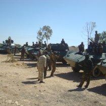 DAAWO Ciidanka Somaliland Ee Ku Sugan Magaalada Buhoodle Oo Beeniyey In Ay Ka Baxeen Somaliland.