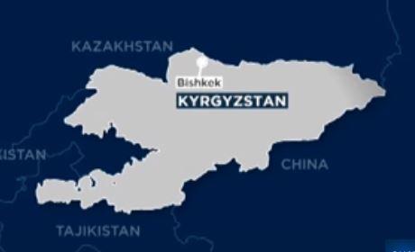 Daawo:Safaaradii Shiinaha Ee Kyrgyzstan Oo La Qarxiyey