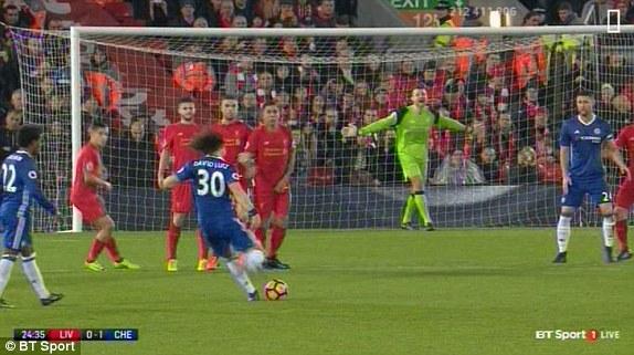 Liverpool Iyo Chelsea Oo Dhibcaha Ku Qeybsaday Anfield Road Xilli Diego Costa Uu Qasaariyay Gool Ku Laad Guul Siin Karay Kooxdiisa