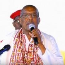 Hargaysa:-Madaxweynaha Somaliland Oo Hanjabaad Culus U Diray Dawlada Somaliya Kana Hadlay Dagaalkii Ka Dhacay Deegaanka Tukaraq,