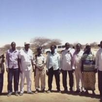 Daawo:SDF Oo Mashruuc Biyo Loogu Soo Saarayo Dadka Abaaruhu Saameeyeen Ka Bilawday Koonfurta Gobolka Sanaag.