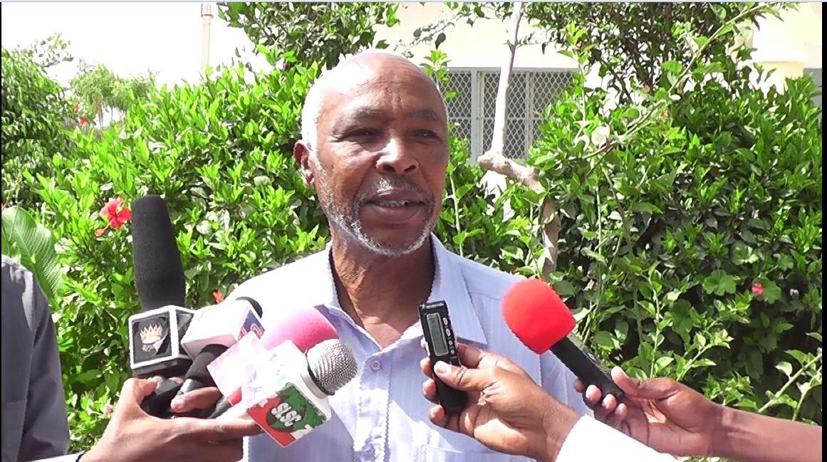 War Culus:Gudoomiyaha Maddasha Wadatashiga Somaliland Oo Ka Digay Saldhiga Milatare Ee imaradka Ka Sameenayo  Berbera