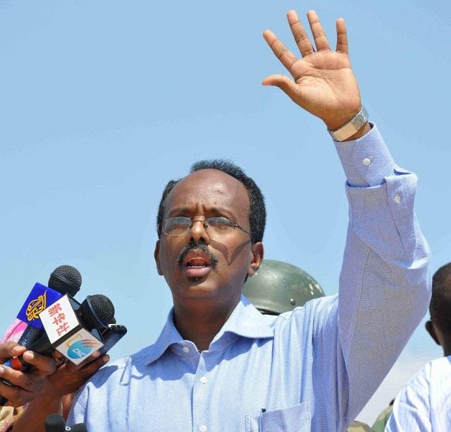 Daawo:Musharax Farmaajo Oo Muqdisho Ka Bilaabay Tallaabo Aysan Hore U Qaadin Musharixiinta kale Maxay Tahay