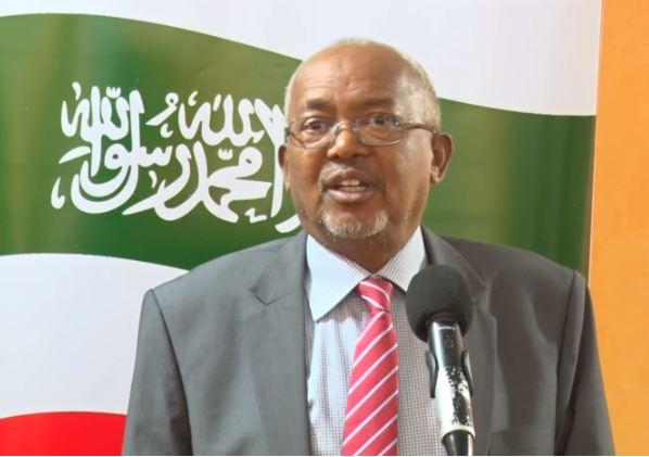 Daawo: Nuxurka Khudbadi Madaxweyne kuxigeenka Somaliland ka jeediyey xafladii u xilka ku warejinayey Maxamud Xaashi