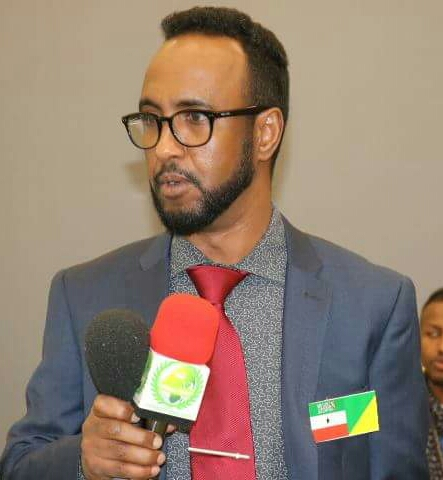Dood Ku Saabsan Shaqada Iyo Shaqo La'aata Ka Jirta Somaliland, Xoghayaha Kulmiye Sweden