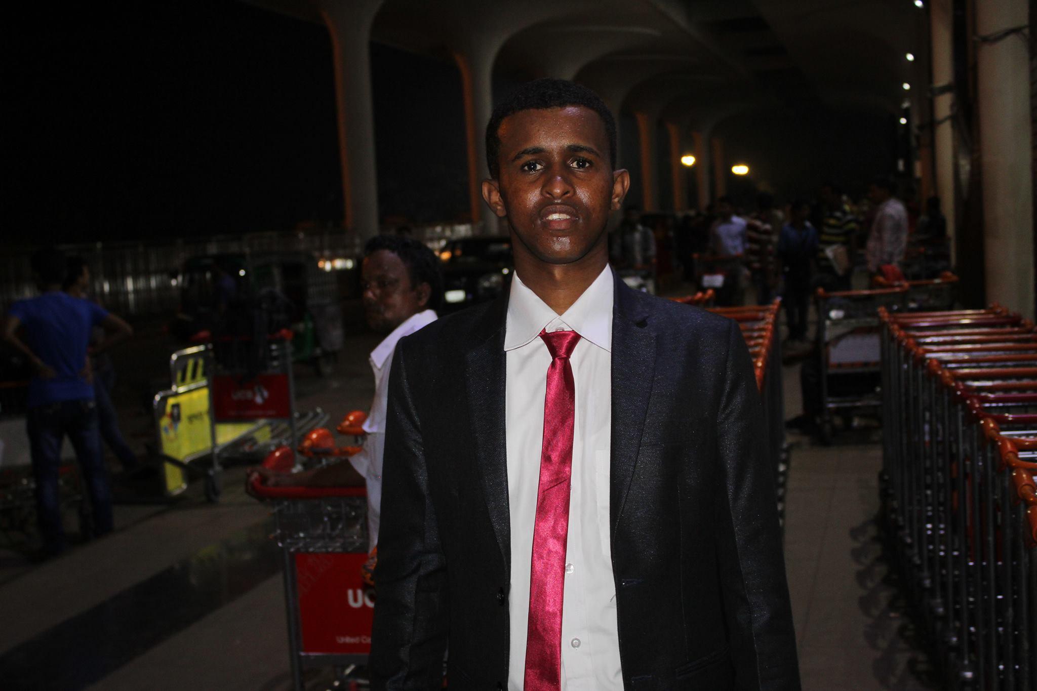 Madaxweyne Cigaal Ictiraaf Kama Horeyn Kamna Danbayn W/Q Fahad shaakir