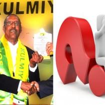 Hargeisa:- Madaxweynaha Somaliland Oo Ka Hadlay Wakhtiga Rasmiga Ah Ee Uu Wareejinaayo Gudoomiyaha Xisbiga KULMIYE.