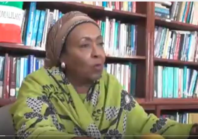 Daawo; Drs Adna Aadan Oo Digniin U Dirtay Dadka Rabshada Ka Wada Somaliland