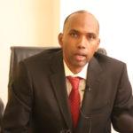 Raysal Wasaaraha Somalia Oo Farriin U Diray Shacabka Dalkaas, Munaasibadda Ciidda Awgeed.