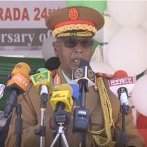 Daawo:Taliyaha Guud Ee Ciidanka Qaranka Somaliland Oo Jeediyey Khudbad Soo Jiidatay Dhegaha Bulshaweynta Somaliland
