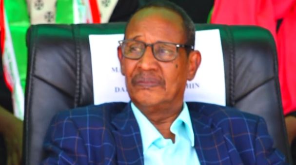 Hargeysa: Daawo Madaxweynaha Somaliland iyo Madaxweynihi hore Dahir Rayale oo Shacabka Hargeysa kala Qaybgalay Xuska 18may