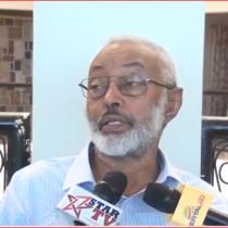 """Hargeisa:- ''Dowladani Haka Leexato Wadadi Dowladihii Hore Mareen Qabiilku Waxba Mataro"""" Ex Wassir Eng Maxamuud Xaashi."""