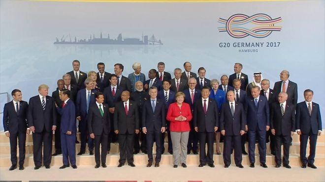Madaxda Dalalka G-20 Oo Doonaya Inay Heshiis Ka Gaadhaan Farqiga Dhanka Ganacsiga Iyo Isbadalka Cimilada.