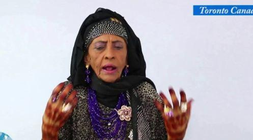 Daawo Muqaal:-Fanaanada Qadiija Cabdullaahi Daleeys Oo Lagu Aasay Toronto