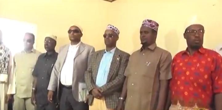 Daawo' Gudi Xilbaano Ah Oo Ka Socta Golaha Guurtida Somaliland Oo Kulan La Qaatay Maamulka Gobolka Togdhee