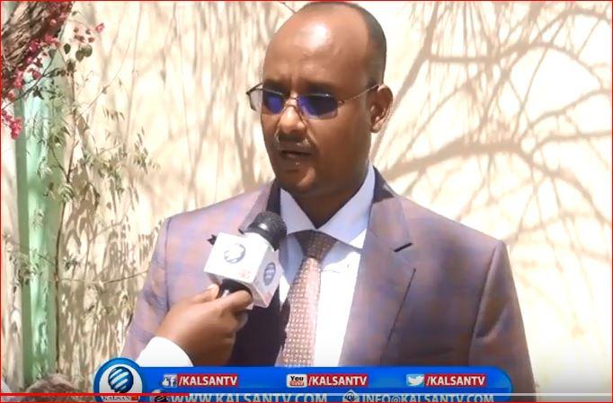 Hargeisa:- Wasiirka Maaliyada Somaliland Oo Hada Warbaahinta La Hadlay Ayaa Ka Hadalay Arimo Farxada Galiyay Bulshada Somaliland Iyo Arimaha Uu Ka Hadlay