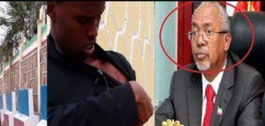 Hargeisa:Madaxweyne ku-xigeenka Somaliland ayaa xabad la dhacay dadka shacabka ah ee la jaarka Ah.