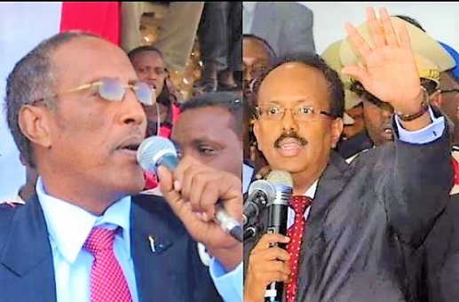 Burco:- Warbixin Labada Madaxwayne Ee Somaliland Iyo Somaliya Arimo Noceeya Ayaa Horyaala Ee  Ay La Hor-imanayaan Wadahadalka Labada Dal.