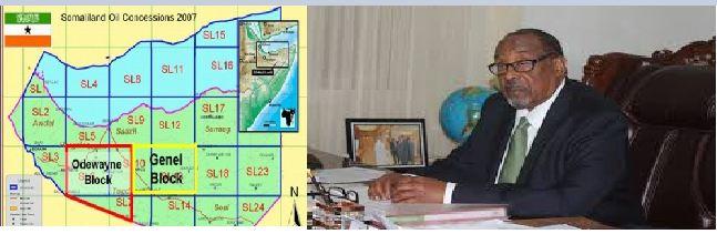 Daawo:Madaxweynaha Somaliland Oo Markii Uu Ahaa Mucaaradka Sheegay Inaan Dal La Aqoonsan Shidaalkiisa La Baadhi karin?