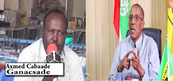 Daawo:Ganacsade Axmed Cabaade Oo Edeymo Culus Ku Ganey Xukumada Muuse  Biixi