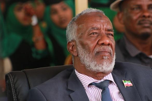 Wasiirka Arimaha Gudaha Somaliland Oo Sheegay Iney La Xoojiyaan Gurmadka Abaaraha Dalka Jira