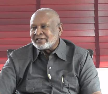 """Hargeysa: """"Xadhiga Buurmadoow waxan u arkaa qofkii dee wax somaliland liddi ku ah ku kaca wuxu mutaysanayaa..."""" Saleban Maxmud Aadan"""