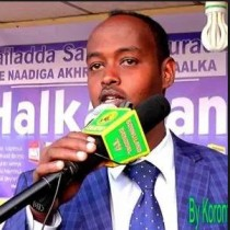 Xildhiban Cabdi Xasan Nuur Oo Madaxwaynaha Somaliland Oo Ku Bogaadiyey Gudidi Culumida Ahayd Ee U Magacabay Madaxwaynaha Somaliland