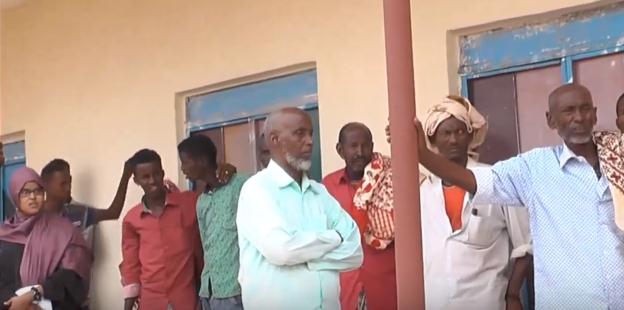 Daawo;Dudidada  Deeganda Riyo Xidho Oo Soo Kormeeray Degmada  Riyo Xidho Baaqna U Direy Xukuumada Somaliland