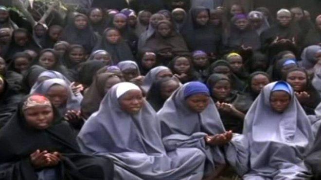 82 gabdhihii Chibok ah oo lasoo daayay