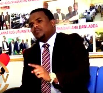 Daawo;Gudomiyaha Hay'ada Shaqalaha Somaliland Sharmarke Gelle Oo Si Adag Uga Hadlay Inan Cidna Qaran Karin Shaqalo U Gara Iyadon War Ka Hayn Hay'ada Shaqaluhu.