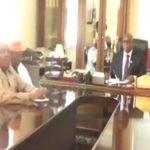 Daawo:Wasiirka Qorshaynta Qaranka Oo Kulan La Qaatay Gollaha Abwaaniinta Somaliland.