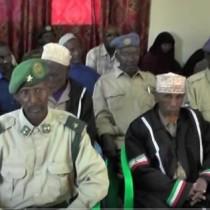 Daawo:Wasarada Cadalada Somaliland Oo Tobabar U Furay Qaar Ka Mida Cidamada Jalka Wayn Ee Ceerigaabo.
