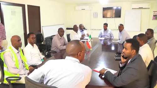 Berbera: Daawo Xukuumadda Oo La Wareegtay Laabkii Lagu Baadhayay Tayada Shiidaalka Soo Gala Somaliland