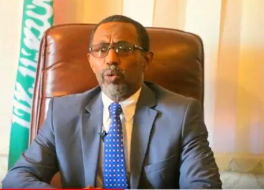 """DAAWO """"Balan Waxaanu Ku Qaadeyna In Aanu Soo Celin Dhaman Dhulkii Dawlada Ee Gacanta Dawlada Ka Baxay"""" Wasiirka Hawlaha Guud Somaliland."""