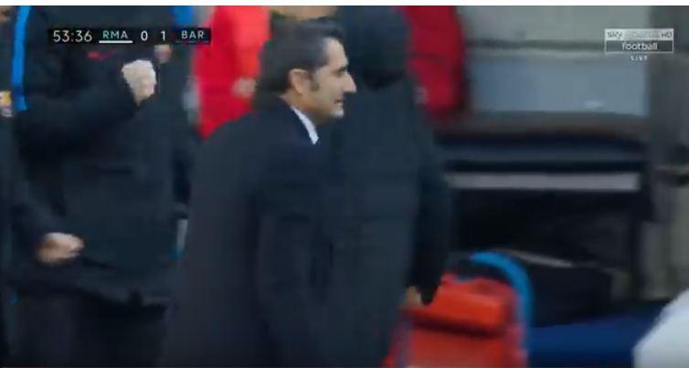DAAWO Koxda Barcenola 3-0 Ku Xaasuqaday Koxda Real Madrid
