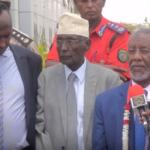 DAAWO: Wasiirka Arrimaha Gudaha Somaliland Oo Ka Warbixiyay Socdaal U Ku Tagay Dalka Ingiriis