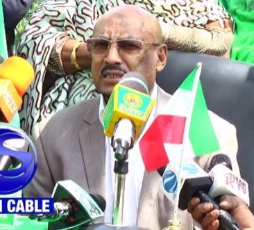 Daawo:Eng Faysal Cali Waraabe oo ka hadlay Go'aanki Maxkamadda Sare ka soosaartay Dacwaddi u dhaxaysay